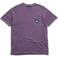 Yacht Pocket T-Shirt Wine