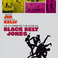 Black belt jones by OBEY ZOMBIE