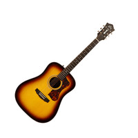 Guild D-50 Bluegrass Special Dreadnought Acoustic-Electric Guitar - Antique Burst at Hello Music