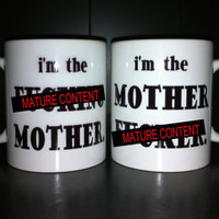 His and Hers Coffee Mugs (Mature Content)