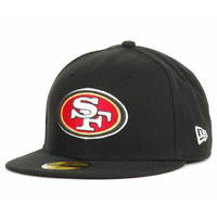San Francisco 49ers NFL Official On Field 59FIFTY Cap