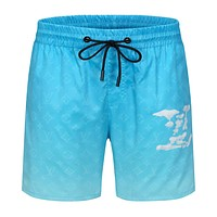 LV Louis Vuitton Men's Summer Casual Beach Shorts
