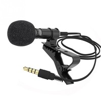 1.5m Omnidirectional Condenser Microphone for Recorder,Samsung,Xiaomi,Huawei Mobile phone Consumer Electronics