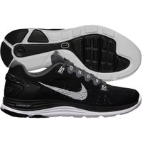 Nike LunarGlide 5 - Black/White | DICK'S Sporting Goods