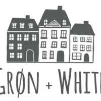 Grøn + White | Modern Scandinavian Style and Design for your Home