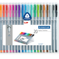 triplus® fineliner, set of 20