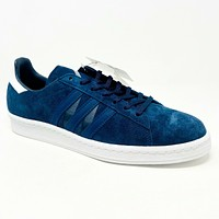 Adidas White Mountaineering Campus 80s Navy BA7517 Mens Sneakers