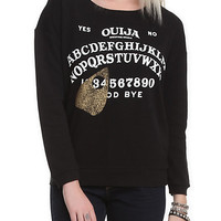 Ouija Girls Pullover Top   Hot Topic