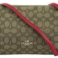 COACH Charley Crossbody in Signature, F55663