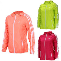 """Adidas""Fashion Hooded Zipper Cardigan Sweatshirt Jacket Coat Windbreaker Sportswear"