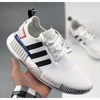 Adidas NMD_R1 Boost Originals Taping Running Shoes