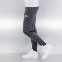 Nike Gym Vintage Sweat Pants Dark Grey/Sail von Def-Shop.com