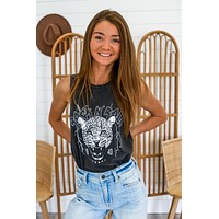 Rock N' Roll Graphic Tank