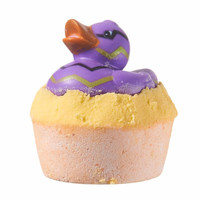 Bath Bombs - Rubber Duck Bath Bomb by Sassy Bubbles -- Mango Mandarin Scent