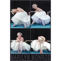 MARILYN MONROE POSTER Ballet Collage RARE HOT NEW 24x36