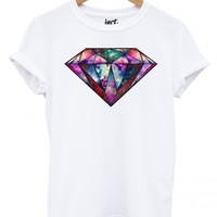 Galaxy Diamond T Shirt
