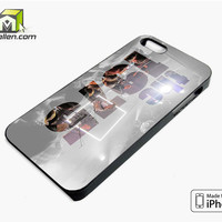 The 1975 Band Show iPhone 5s Case Cover by Avallen