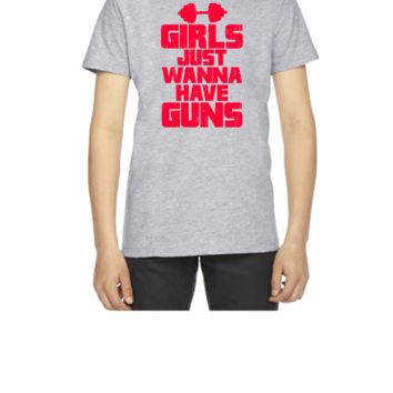 gun - Youth T-shirt