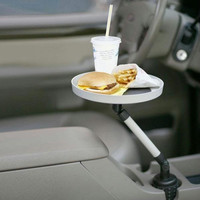 Car Swivel Tray and Storage Bin