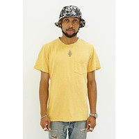 Jung Pocket Tee in Sunray