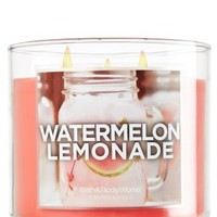 Watermelon Lemonade 14.5 oz. 3-Wick Candle   - Slatkin & Co. - Bath & Body Works