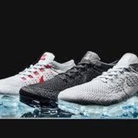ABSPBEST Nike Vapormax Black, White and White & Red