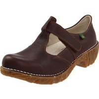 El Naturalista Women`s N151 Clog,Brown,40 EU/9.5-10 M US