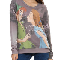 Disney Peter Pan Peter and Wendy Crew Pullover