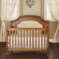 Evolur Julienne 5-in-1 Convertible Crib - Weathered Natural