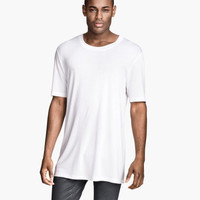 Jersey T-shirt - from H&M