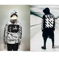 Off White Unlucky 13 Hoodie (2 Colours Available)