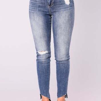 Something About Us Jeans - Medium