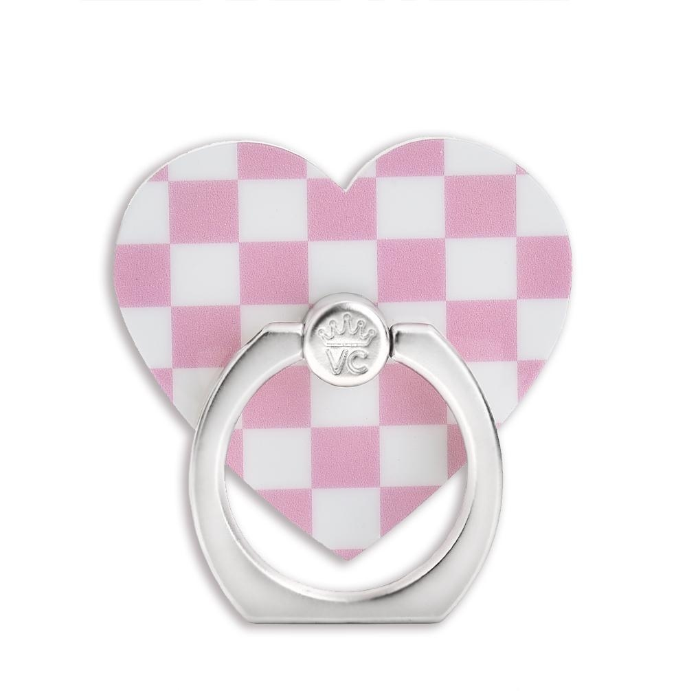Image of Pink Checkered Phone Ring