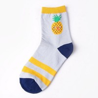 Pineapple Sock