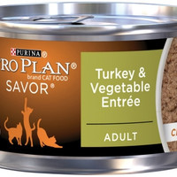 Pro Plan Classic Turkey/Vegetables 24/3oz