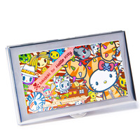 Sanrio Tokidoki X Hello Kitty Summer Safari ID Case Multi One