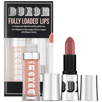 Sephora: Buxom : Fully Loaded™ Lips Duo : lip-palettes-lipstick-palettes