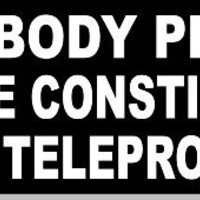 Anti Obama Somebody Please Put The Constitution On His Teleprompter Bumper Sticker Decal