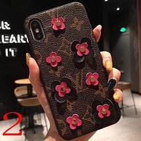 Louis Vuitton LV  Phone Cover Case For iphone 6 6s 6plus 6s-plus 7 7plus 8 8plus iPhone X XS XS max XR