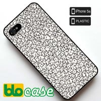 A Lot of Cats Iphone 5S Plastic Case