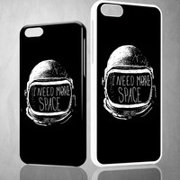 I Need More Space V1150 iPhone 4S 5S 5C 6 6Plus, iPod 4 5, LG G2 G3 Nexus 4 5, Sony Z2 Case