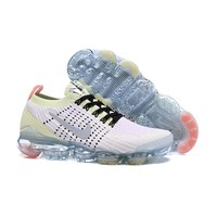 Nike Air VaporMax 2019 Flyknit 3.0 White Multi
