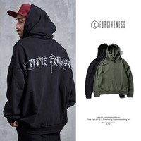 Couple Hoodies Men's Fashion Embroidery Hats [10895415811]