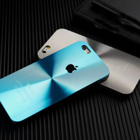 Luxury Metal Mesh Hard Case for iPhone 5 5S SE 6 6s