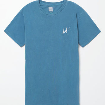 HUF Classic H Pigment Dyed T-Shirt at PacSun.com