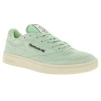 Reebok Club Classics 85 Pastel Sage Mist Paperwhite V67593 Mens Leather Sneakers