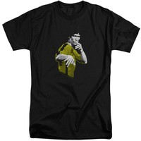 Bruce Lee - Suit Of Death Short Sleeve Adult Tall