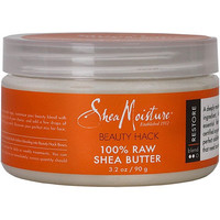 SheaMoisture Beauty Hack 100% Pure Raw Shea Butter