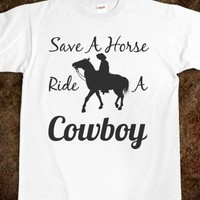 Big and Rich - Save A Horse RIde A Cowboy - Country Music Shirts