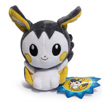 Pokemon Emolga Soft Plush Kawaii Kids Toy